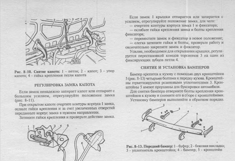 руководство по ремонту ваз 21099 скачать pdf