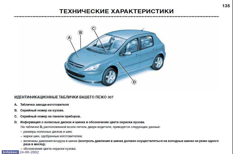 Руководство По Ремонту Peugeot 307 Sw - фото 4