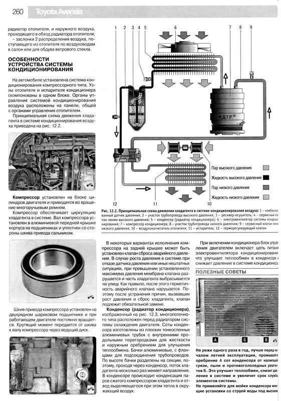 Инструкция На Кондиционер Toyota - фото 6