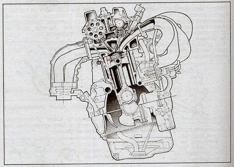 Скриншоты: Схема двигателя