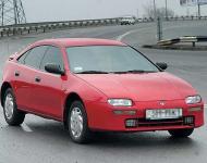 Руководства и книги для Mazda 323