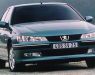 Книги по ремонту и обслуживанию Peugeot 406
