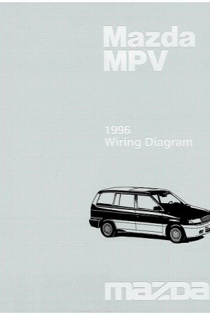 Руководство по ремонту и эксплуатации Mazda MPV