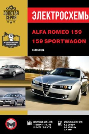 Руководство по эксплуатации и ремонту Alfa Romeo 159 (Sport wagon)