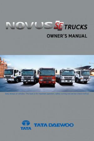 Руководство по ремонту и эксплуатации Daewoo Novus