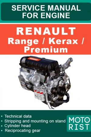 Руководство по ремонту и эксплуатации Renault Premium