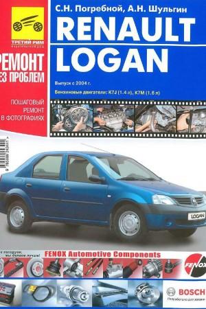 Мануал по ремонту Renault Logan