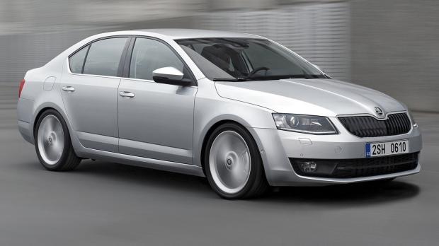 Новое поколение автомобиля Skoda Octavia 2014