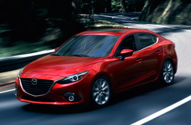 Новинка 2014 Mazda 3