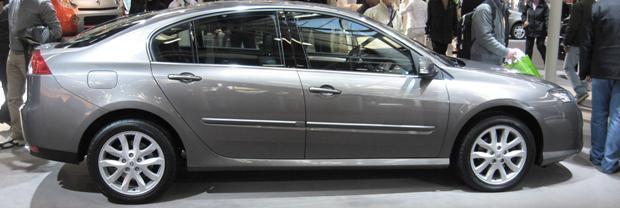 Обзор Renault Laguna 3