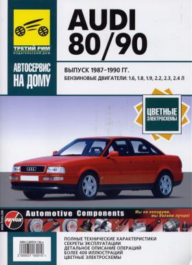 Audi все мануалы 80 сайт 90 с книгами скачать