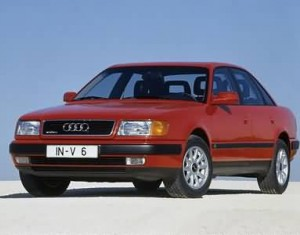 Книги по ремонту и обслуживанию Audi 100