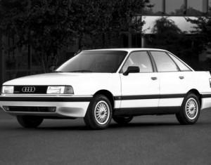 Книги и руководства по ремонту Audi 80