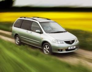 Руководство по ремонту Mazda MPV
