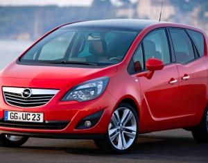 Руководства по ремонту Opel Meriva
