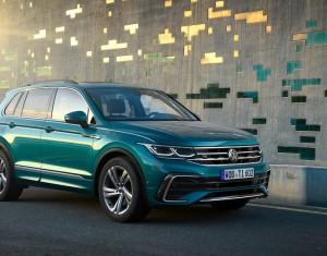 Руководства по ремонту и эксплуатации Volkswagen Tiguan