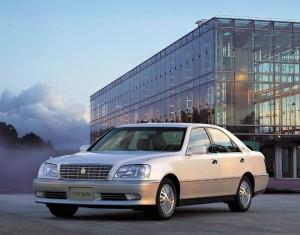 Руководства по эксплуатации Toyota Crown