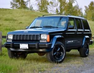 Руководства по эксплуатации и ремонту Jeep Cherokee