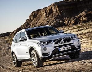 Руководства по эксплуатации и ремонту BMW X3