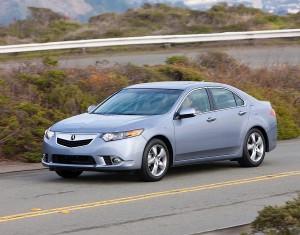Руководства по эксплуатации и ремонту Acura TSX