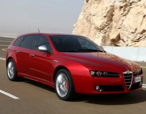 Руководства по эксплуатации и ремонту Alfa Romeo 159