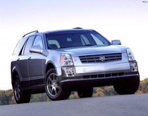 Руководства по эксплуатации и ремонту Cadillac SRX