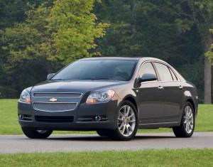 Руководства по эксплуатации и ремонту Chevrolet Malibu