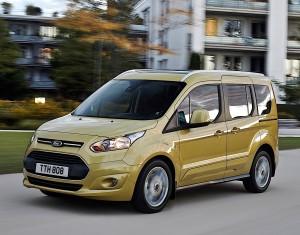 Руководства по эксплуатации и ремонту Ford Tourneo Connect