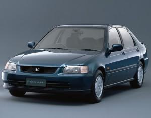 Руководства по ремонту и эксплуатации Honda Domani