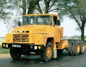 Руководства по ремонту и эксплуатации КРАЗ 250