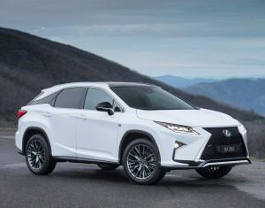 Руководства по ремонту и эксплуатации Lexus RX