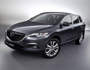 Руководства по ремонту и эксплуатации Mazda CX-9