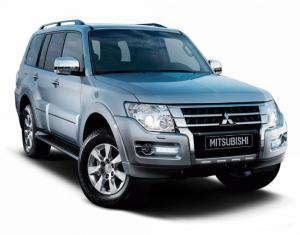 Книги по эксплуатации и ремонту Mitsubishi Montero