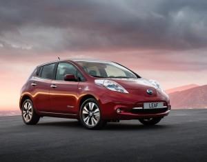 Руководства по ремонту и эксплуатации Nissan Leaf
