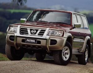 Руководства по ремонту и эксплуатации Nissan Patrol