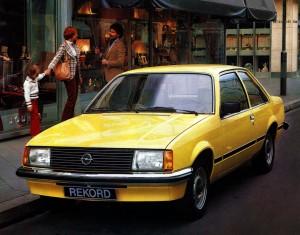 Книги по ремонту и эксплуатации Opel Record
