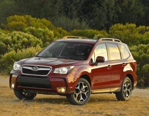 Руководства по ремонту и эксплуатации Subaru Forester