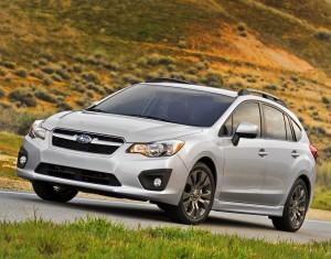 Руководства по эксплуатации и ремонту Subaru Impreza