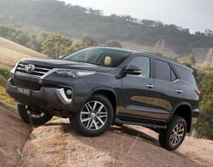Руководства по ремонту и эксплуатации Toyota Fortuner