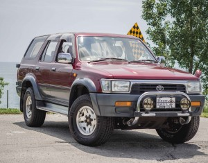 Руководства по ремонту и эксплуатации Toyota Hilux Surf