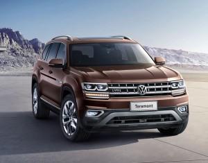 Руководства по эксплуатации и ремонту Volkswagen Teramont