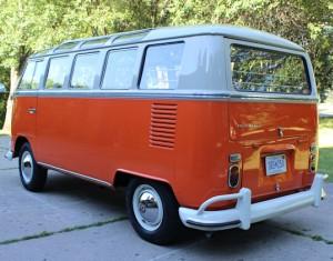 Руководства по ремонту и эксплуатации Volkswagen Bus