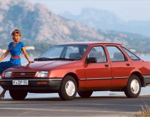 Руководства по ремонту и эксплуатации автомобиля Ford Sierra