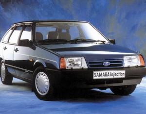 Руководство по ремонту и эксплуатации Lada (ВАЗ) 2109