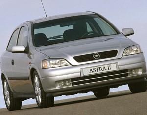 Книги по техническому обслуживанию Opel Astra